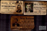 Campaign and advertisement cards